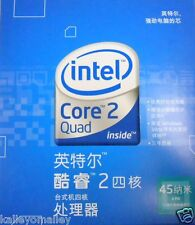Intel BXC80580Q8200 SLG9S Core 2 Quad Q8200 2.33GHz 1333MHz 4M New Retail Box