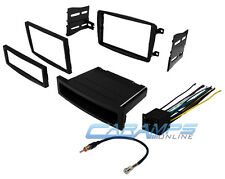 2001-2004 C-CLASS SINGLE/DOUBLE 2 DIN COMPLETE CAR STEREO DASH INSTALLATION KIT