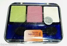 CoverGirl Eye Enhancers Eyeshadow Trio FIRECRACKER 100 Sealed