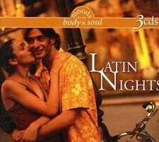 Various : Latin Nights CD