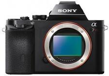 Sony Alpha 7R 36.4MP Digital SLR Camera - Black (Body Only)