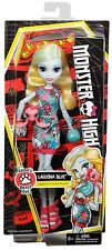 Muñeca Monster High Lagoona Blue Con Tortuga