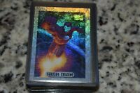 1994 Marvel Masterpieces Limited Edition Holofoil #5 Iron Man
