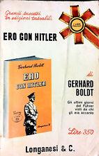 ERO CON HITLER DI GERHARD BOLDT