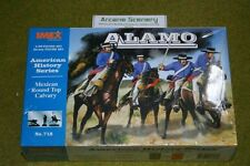 MEXICAN ROUND TOP CAVALRY 1/32 54mm Imex set 718