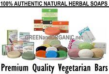 Madina Herbal 100% NATURAL Vegetable Base Bar Soap Bath/Beauty/Black/Halal/Vegan