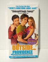 OUTSIDE PROVIDENCE Sealed Miramax VHS DEMO TAPE PROMO SCREENER Alec Baldwin Amy