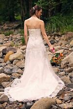 Lace Wedding Dress Size 6-8