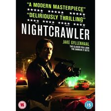 Nightcrawler 2014 DVD With Slipcase Jake Gyllenhaal