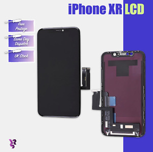 """iPhone XR 6.1"""" Black LCD Replacement 3D Touch Screen Digitiser Assembly"""