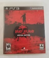 Dead Island  Special Edition PS3 Game Complete Action
