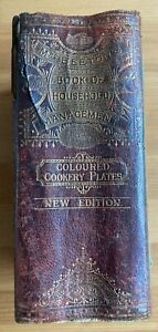 MRS BEETON'S BOOK OF HOUSEHOLD MANAGEMENT 1899 (WARD, LOCK & CO. LIMITED)