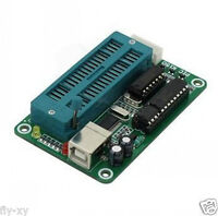 PIC K150 USB Automatic Microcontroller Programmer + ICSP Download cable New