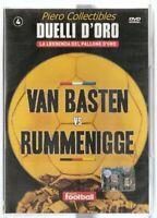 Duelli D'oro DVD 4 Pallone d'Oro Van Basten Rummenigge