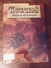 NEW  Defenders of the Realm DRAGON EXPANSION Board Game FACTORY SEALED
