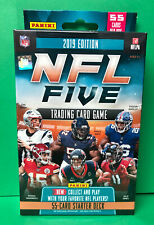2019 PANINI NFL FIVE TRADING CARD GAME SEALED STARTER DECK