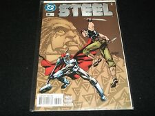 STEEL ° by PRIEST // COWAN // PALMER<>DC COMICS # 38- ° ° VF // NM