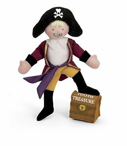 North American Bear Co Tooth Pirate Doll