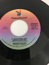 Country 45 Mickey Gilley - Chains Of Love / #1 Rock'N Roll C&W Boogie Blues Man