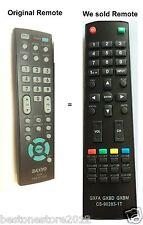New Replaced Remote fit for Sanyo GXBM DP24E14 DP42D24 DP50E44 DP55D44 DP58D34
