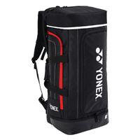 YONEX Long Backpack Racket Badminton Rucksack Racket Bag Sports Black 209BP003U