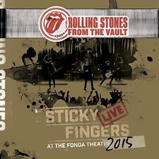 The Rolling Stones - From The Vault - Sticky Fingers: Live At The Fonda Theater