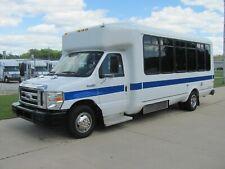 2009 Ford E450 Sd / ElDorado Aerotech Bus (Diesel w/ lift, 19 pass) No Reserve