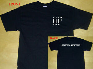 6 Speed Corvette tshirt, C6 C7 C8 Funny t shirt tees
