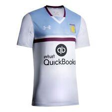 Maillots de football de clubs anglais Aston Villa