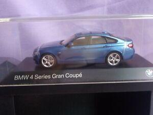BMW 4 SERIES GRAN COUPE BLEU ESTORIL KYOSHO 1/43 EN BOITE BMW