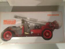 Mamod FE1 Live Steam Edwardian Fire Engine, boxed, fired,