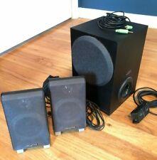 CREATIVE INSPIRE T3000 Computer Multimedia Speakers w/ Subwoofer Aux AC
