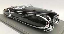 Ilario 1:18 1949 Delahaye 175S Saoutchik Roadster in Black