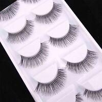 Eye Lashes Extension Makeup Long False Eyelashes Party Makeup False Eye Lashes