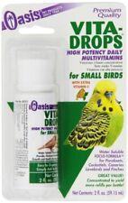 OASIS  #80257   Vita Drops for Small Birds 2- ounce liquid multivitamin