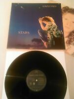 SIMPLY RED - STARS LP + INNER EX!!! UK 1ST PRESS EASTWEST WX 427 GOT ME STARTED