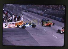 Depailler/Scheckter/Jarier - 1979 Long Beach Grand Prix - Vtg 35mm Race Slide