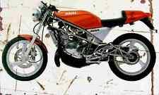 Yamaha SDR200 1987 Aged Vintage SIGN A3 LARGE Retro