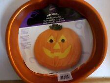 wilton pumpkin cake pan