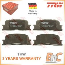 FRONT DISC BRAKE PAD SET FOR HONDA FOR TOYOTA FOR LEXUS TRW 0446633140 GDB3374