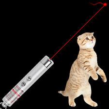 Laser Pointer pen Red beam Light Presentation Pets Cat dogs Led Light Unique
