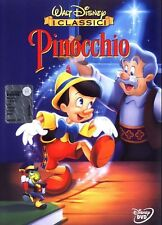 DISNEY DVD   Pinocchio - ed.italiana rara della Warner