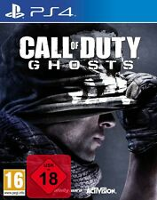 Call of Duty Ghosts-ps4 playstation 4 jeu-neuf emballage d'origine