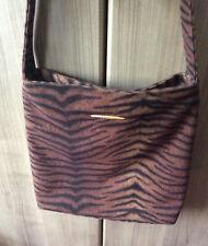 PICARD tiger stripe brown handbag - New! Price Reduced!