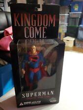 Dc Direct Kingdom Come Superman Collector Action Figure