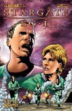 Stargate SG-1: Fall of Rome #1 Wraparound Cover