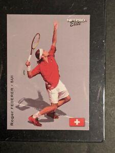 2003 Netpro Elite Roger Federer (#3) (/2000)