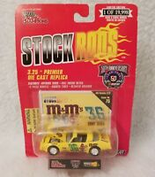 Racing Champions Stock Rods Ernie Irvan 36 M&M 3.25 Inches Die Cast Replica
