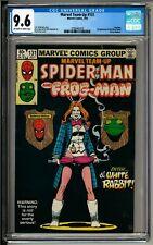 Marvel Team-Up #131 CGC 9.6 OW/W! Spider-man!! 1st appearance of White Rabbit!!