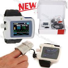 CONTEC Pulse Oximeter Respiration Sleep Monitor SPO2,Pulse Rate Oximetry